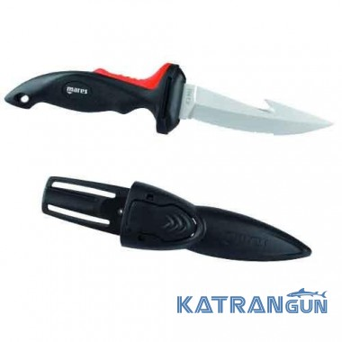 Нож для дайвинга Mares Force Plus