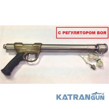 """Подводное ружье """"Перун"""" мастера К.П. Хлебникова"""