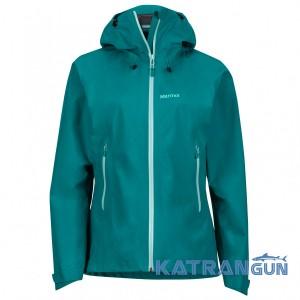 Женская мембранная куртка Marmot Knife Edge Jacket, Malachite