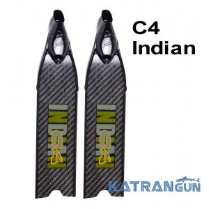 Ласты для подводной охоты фридайвинга C4 Indian SF