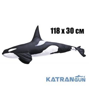 Подушка-игрушка Касатка (118х30 см)