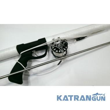 Собрать и укомплектовать подводное ружьё
