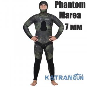 Мужской гидрокостюм для подводной охоты Marlin Phantom Marea 7 мм
