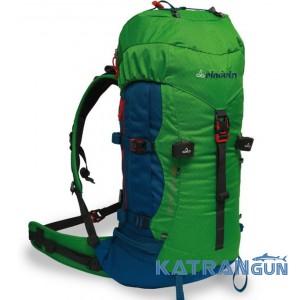 Рюкзак для пешего и горного туризма Pinguin Boulder 38, Green