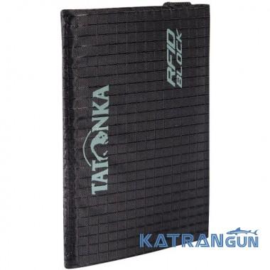 Кошелек для кредитных карт Tatonka Card Holder RFID