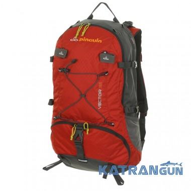 Рюкзак для города и туризма Pinguin Vector 35 Red
