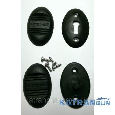 Клипса для охотничьего гидрокостюма KatranGun (штука)