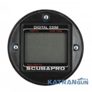 Цифровой глубиномер Scubapro Digital 330, капсула