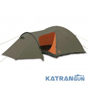 Палатка трехместная Pinguin Horizon new, Green