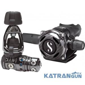 Регулятор для дайвинга Scubapro MK25 EVO / A700 Carbon Black Tech