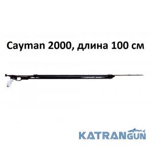 Арбалет для подводной охоты Omer Cayman 2000, длина 100 см