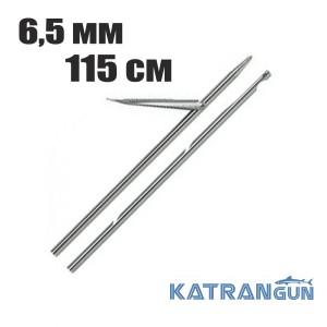 Гарпун Mares до арбалетів 55 см; d 6,5; L 115 см