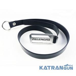 Брасовый ремень для подводной охоты Pelengas; с D-кольцом
