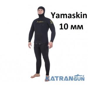 Гидрокостюм для охоты зимой Marlin Yamaskin 10 мм