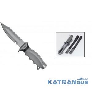 Титановий ніж для дайвінгу Sсubapro SK-T