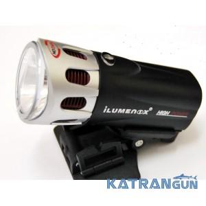 Подводный фонарь на маску Ilumenox S-Sun 3W
