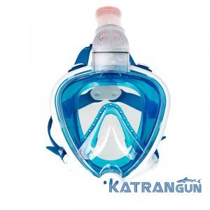 Маска на всё лицо для плавания Marlin Full Face