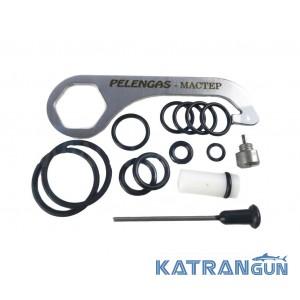 Ремкомплект для ружей Pelengas Z-linka Profi (+гермоввод и ключ Master)
