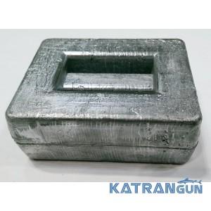 Груза для подводной охоты, 2 кг