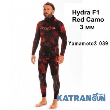 Гідрокостюм Hydra F1; товщиною 3 мм