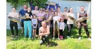 На открытии сезона с Katrangundnepr все были с рыбой