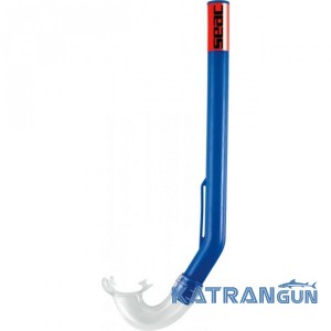 Трубка для снорклинга Seac Sub Z Grande; синяя