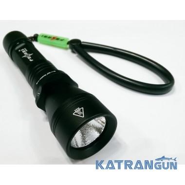 Светодиодный фонарик Ferei W151B (650 Lm) тёплый свет
