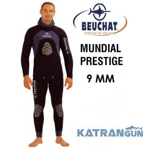 Гидрокостюм для подводной охоты 9мм Beuchat Mundial Prestige