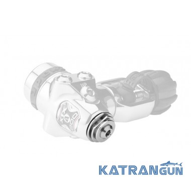 Апгрейд Apeks5-й порт редуктора FST и FSR (XTX100, XTX200 и Tungsten)