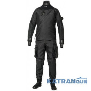 Сухой гидрокостюм для технодайвинга Bare HDC Tech Dry