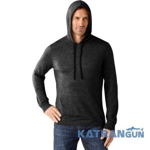 Термокофта мужская с капюшоном Smartwool Men's Kiva Ridge Hoody