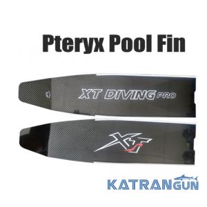 Карбоновые лопасти XT Diving Pro Pteryx Pool Fin
