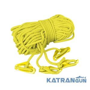 Веревки-растяжки для палатки Tatonka Abspannleine 4х4 м