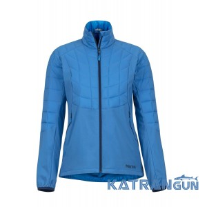 Женская куртка спортивная Marmot Featherless Hybrid Jacket
