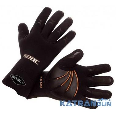 Перчатки для подводной охоты Seac Sub Freedom 5 мм