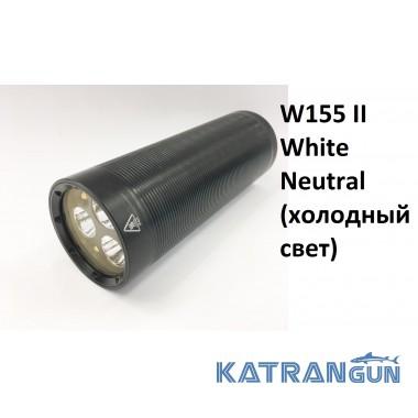 Ліхтар Ferei W155 II White Neutral зі знімними акумуляторами; без комплектації