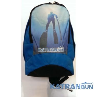 Легкий рюкзак для города KatranGun CASUAL