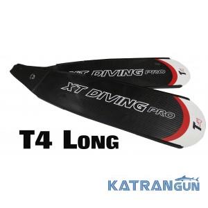 Карбоновые лопасти XT Diving Pro T4 Long