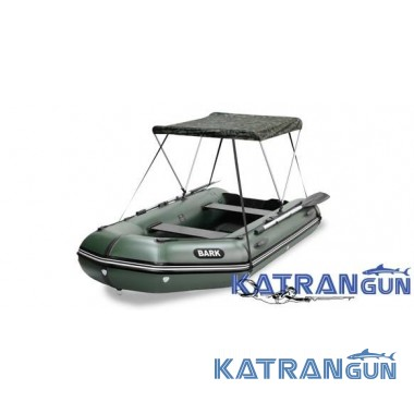 Тент для лодок пвх Bark BT-420, BN-450