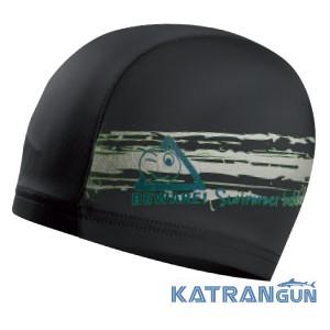 Шапочка для плавания Salvimar Wawi; черный