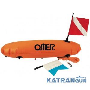 Буй для плавания Omer New Torpedo