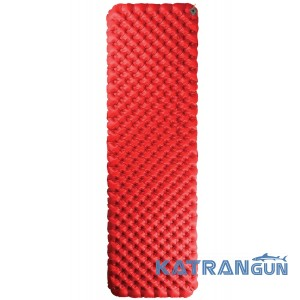 Надувний килимок для походу Sea To Summit Comfort Plus Insulated Mat Rectangular (Large)