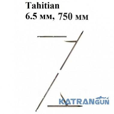 Гарпун к подводным арбалетам Beuchat Tahitian 180 кг; 6,5 мм; 750