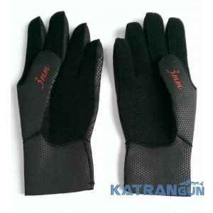 Неопреновые перчатки для дайвинга BS Diver Super Fit, 3 мм