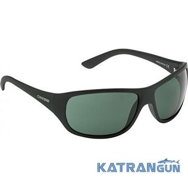 Сонцезахисні окуляри Cressi Sub Heritage black green