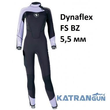 Гидрокостюм женский для дайвинга AquaLung DynaFlex FS BZ 5.5 мм