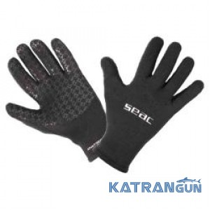 Перчатки для подводной охоты Seac Sub Ultraflex 350