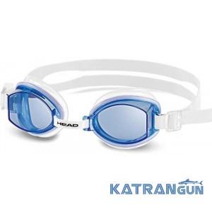 Очки для плавания силиконовые Head Rocket Silicone