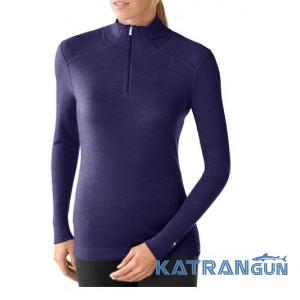 Термобілизна для спортсменів Smartwool Women's NTS Mid 250 Zip T