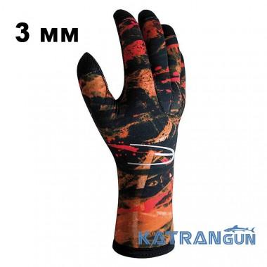 Перчатки из неопрена Epsealon Red Fusion Power Tex 3 мм